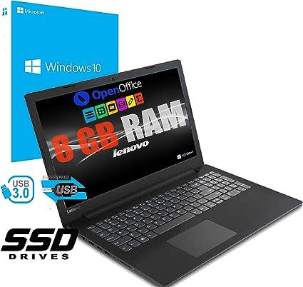 Notebook PC portátil Lenovo LED de 15,6/Cpu Amd A4 2.30 GHz /Ram 8 ...