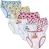 Hello Kitty Handcraft Little Girls Underwear (Pack of 7), Assorted