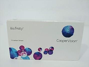 professionelle Website offizieller Verkauf offiziell Biofinity Monatslinsen weich, 6 Stück / BC 8.6 mm / DIA 14.0 / -1,00  Dioptrien