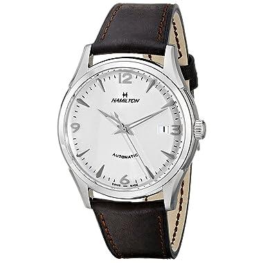 Hamilton H38415581 Timeless Class Silver Dial Men's Watch