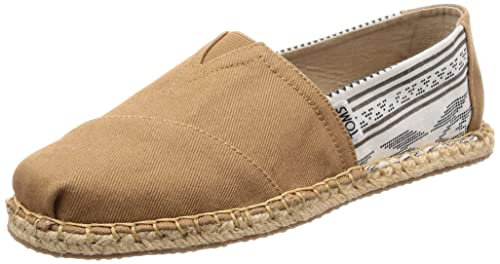 68c42ee1f61 TOMS Blanket Toffee Tribal Shoes Mens Espadrilles  Amazon.co.uk ...