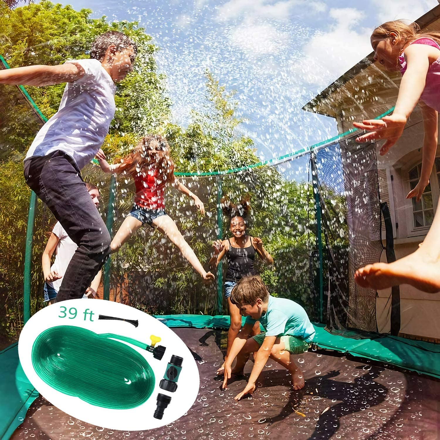 Free Amazon Promo Code 2020 for Trampoline Sprinkler