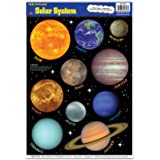 Solar System Peel 'N Place Party Accessory (10 count)