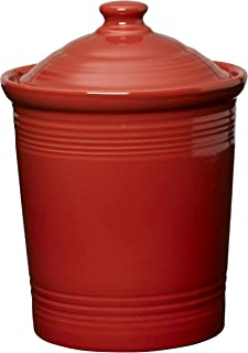 product image for Fiesta 2-Quart Medium Canister, Scarlet