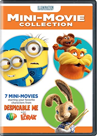 Image result for 7 MINI MOVIE COLLECTION DVD