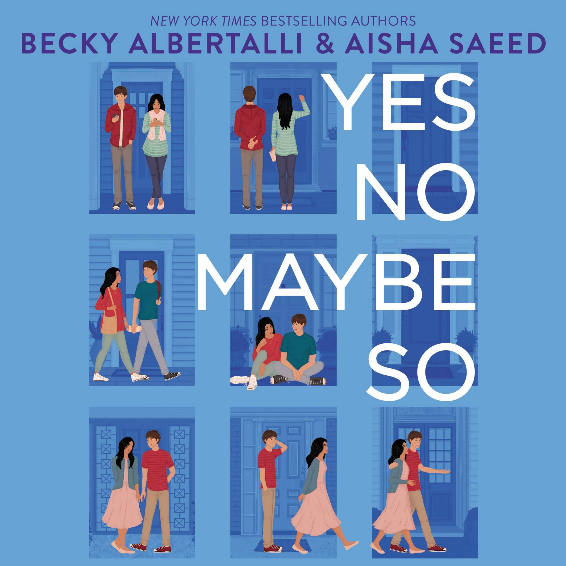 Image result for Yes No Maybe So By Becky Arbertalli