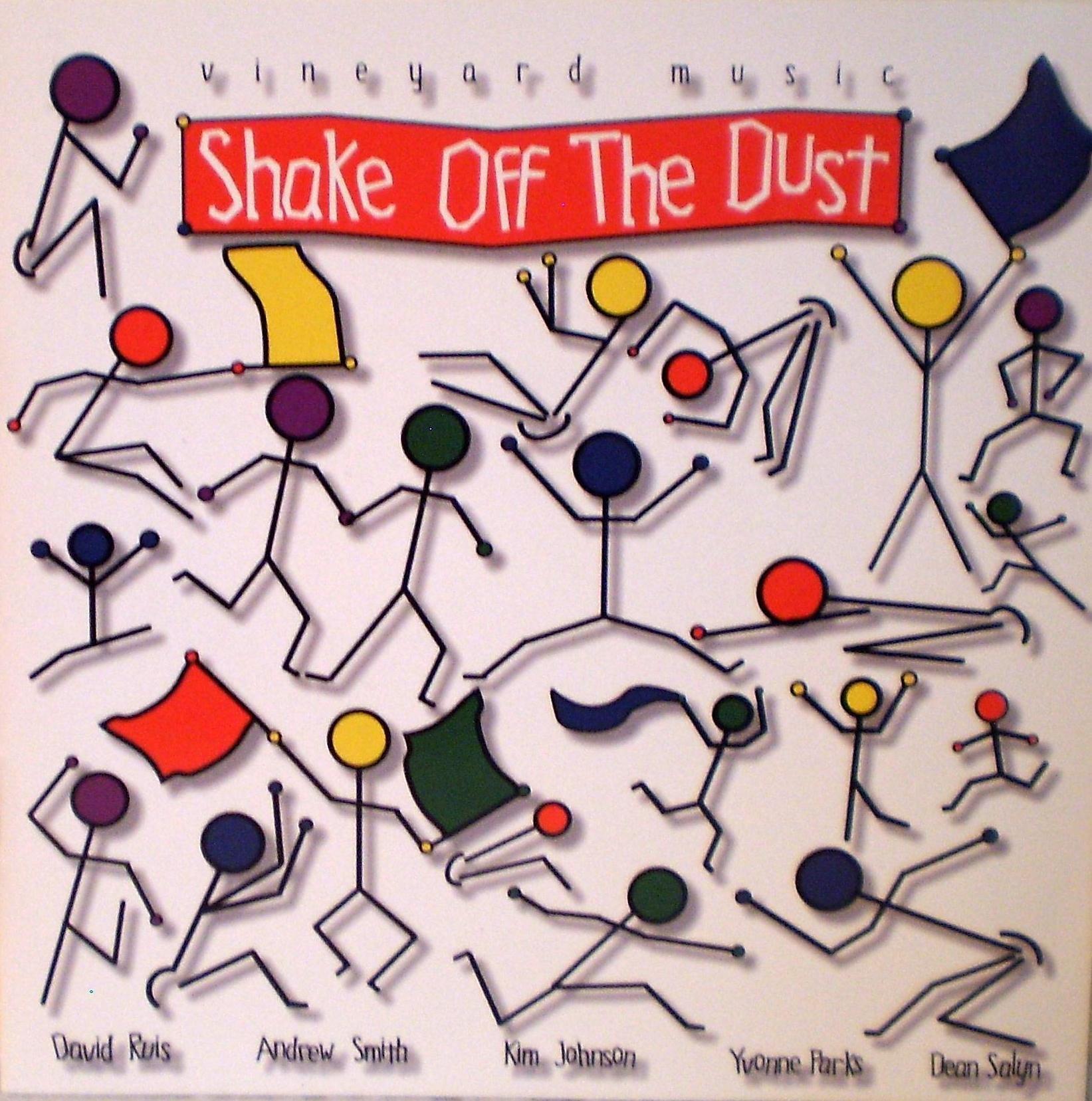 Vineyard Music : Shake Off the Dust
