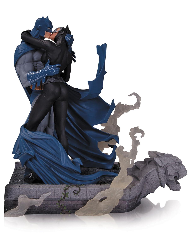 DC Comics Batman Hush Batman und Catwoman Kiss Statue