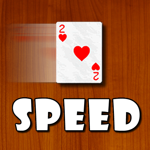 Speed Card Game  Spit Slam