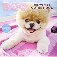2015 Wall Calendar: Boo The World's Cutest Dog
