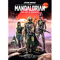 Star Wars The Mandalorian: The Art and Imagery Collector's Edition Vol.2: The Art & Imagery Collector's Edition Vol. 2
