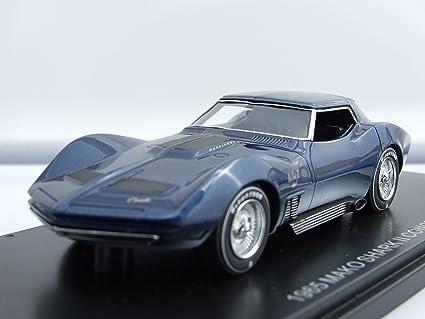 Amazon Chevrolet Corvette Mako Shark Ii Concept 1965 Model