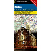 Boston Destination City Map