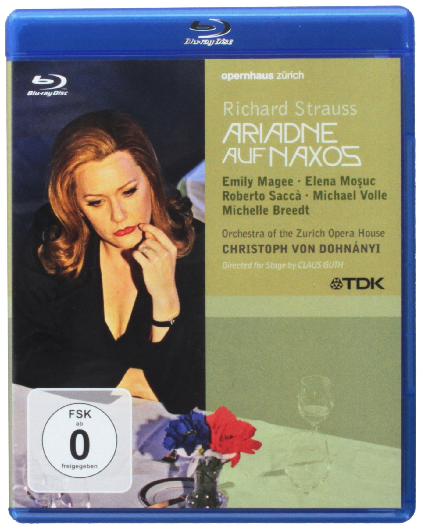 Alexander Pereira - Ariadne Auf Naxos (Widescreen, Subtitled)