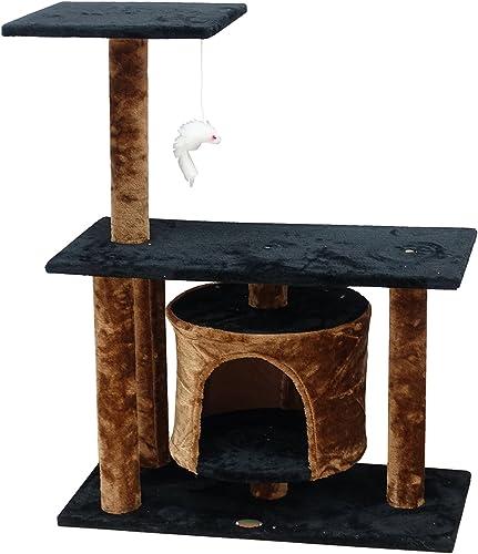 Go Pet Club Kitten Tree Condo F706