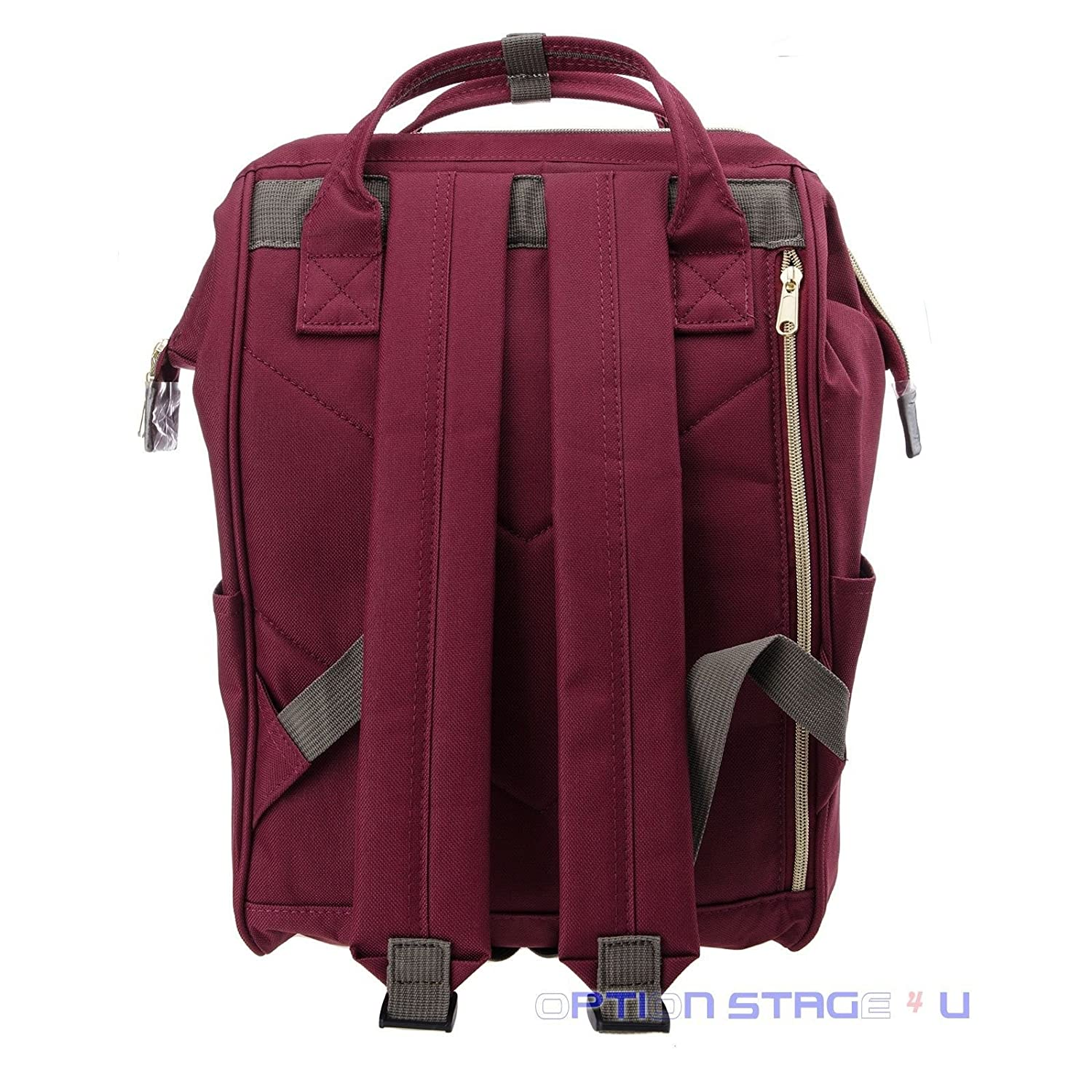 f5010769065 Amazon.com : Anello Official Rudy Red Japan Unisex Fashion Backpack  Rucksack Diaper Bag : Everything Else