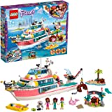 LEGO Friends Rescue Mission Boat 41381 Building Kit