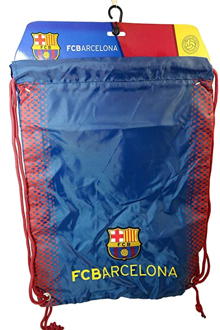 Amazon.com: FC Barcelona Cadena bolsa deportiva (Color Azul ...