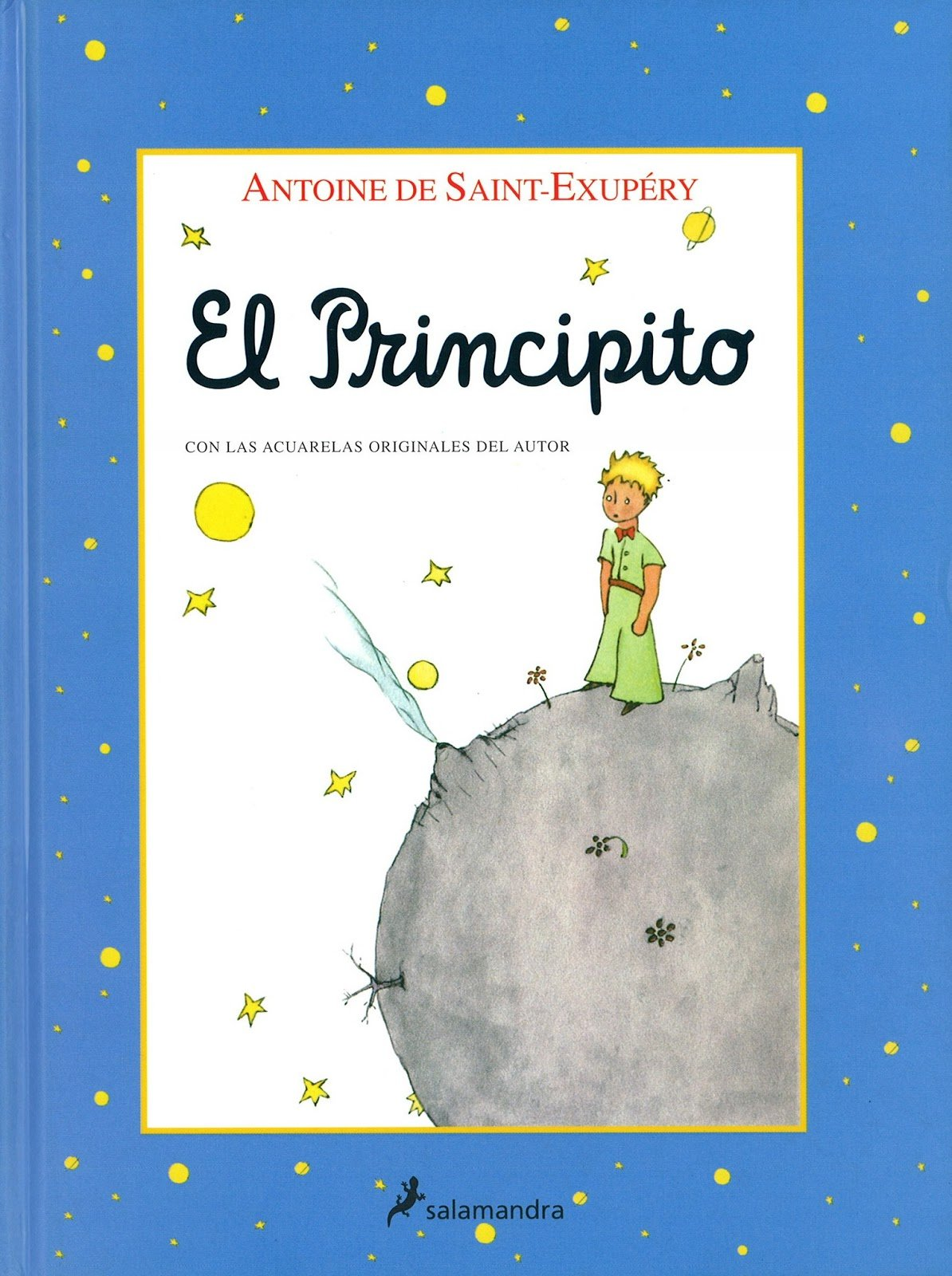 El Principito / The Little Prince (Spanish Edition) (Spanish) Hardcover –  September 1, 2003