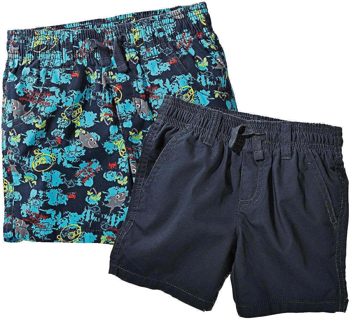lupilu 2x Jungen Bermudas Shorts