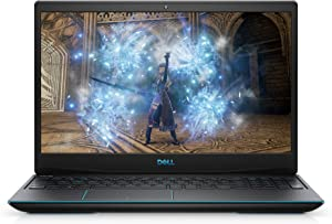New Dell G3 15 3500 15.6 inch FHD with 144Hz Refresh Rate Gaming Laptop (Black) Intel Core i7-10750H 10th Gen, 16GB DDR4 RAM, 512GB SSD, NVIDIA Geforce RTX 2060 6GB GDDR6, Windows 10 Home