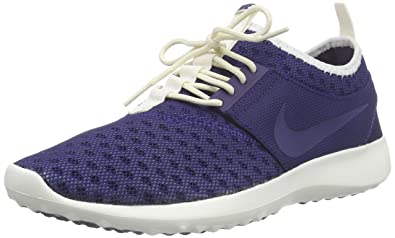 4c7d4a39db5 Amazon.com | NIKE Mens Juvenate Blue Mesh Trainers 8 US | Shoes
