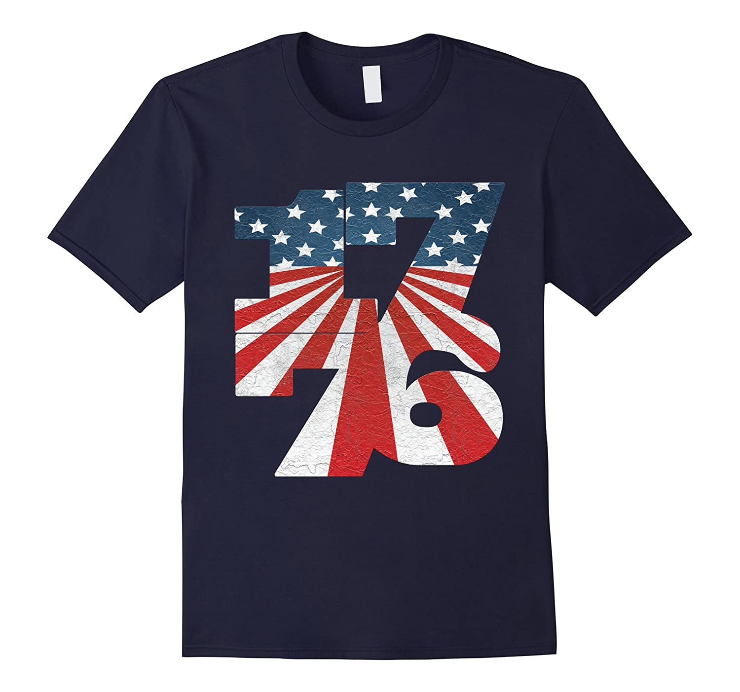 1776 July 4th Shirt-PL