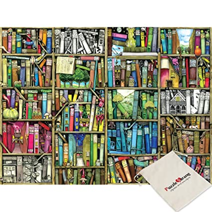 Amazon Puzzle Life Bookshelf