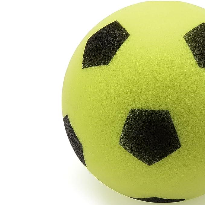 chastep - Pelota de gomaespuma Softball yogaball Balón de tamaño ...