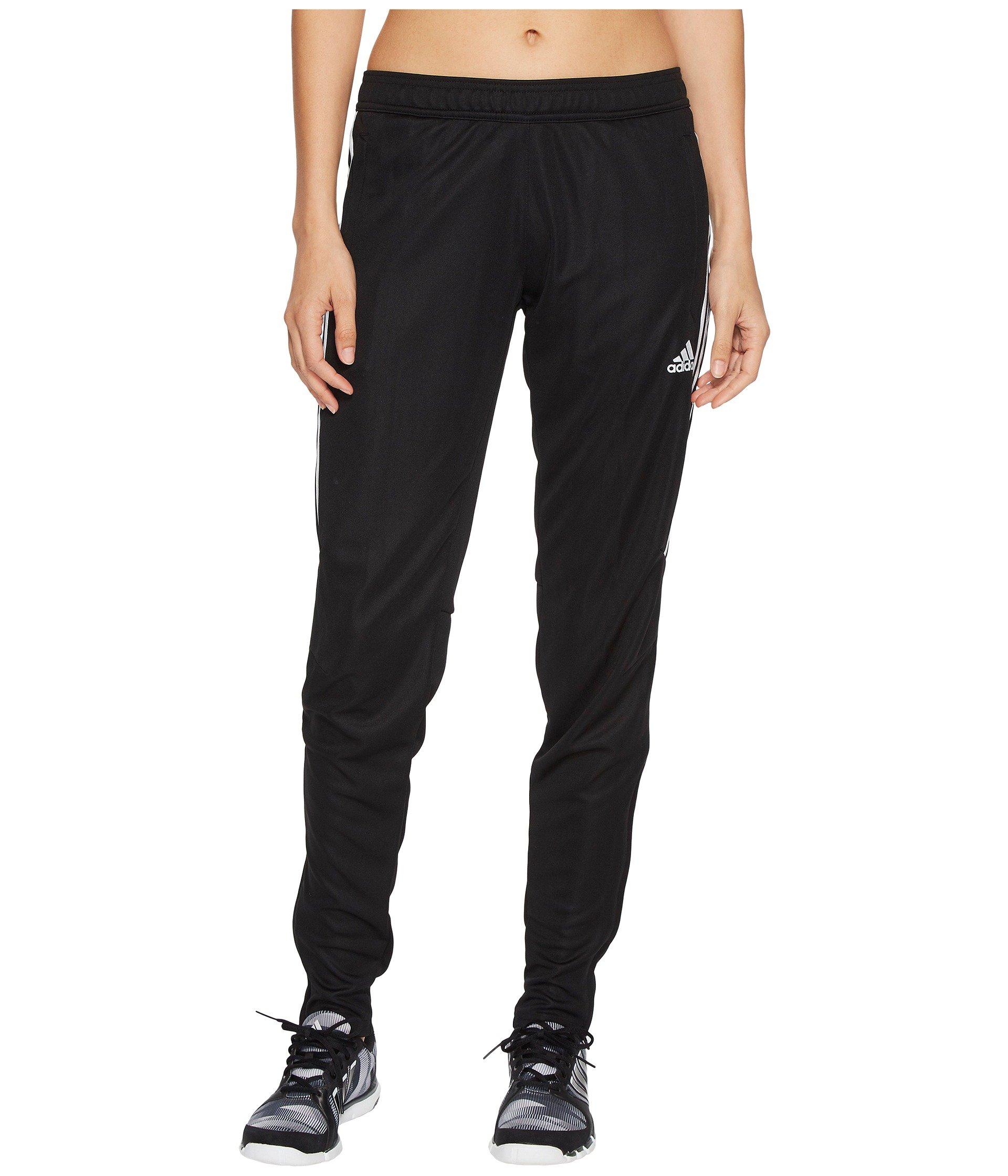 adidas Tiro '17 Pants Black/Silver Reflective 2XS by adidas