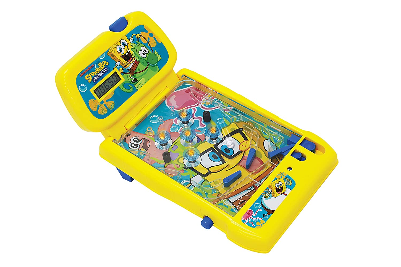 リアル [スポンジ  ボブ]SpongeBob SquarePants Spongebob Friends on The Run Table Top Pinball 8792 [並行輸入品] B00859UU30, 新着 69bf2a63