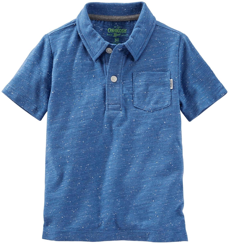 OshKosh BGosh Boys Knit Polo Henley 21061318