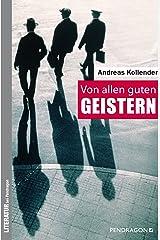 Von allen guten Geistern (German Edition) Kindle Edition