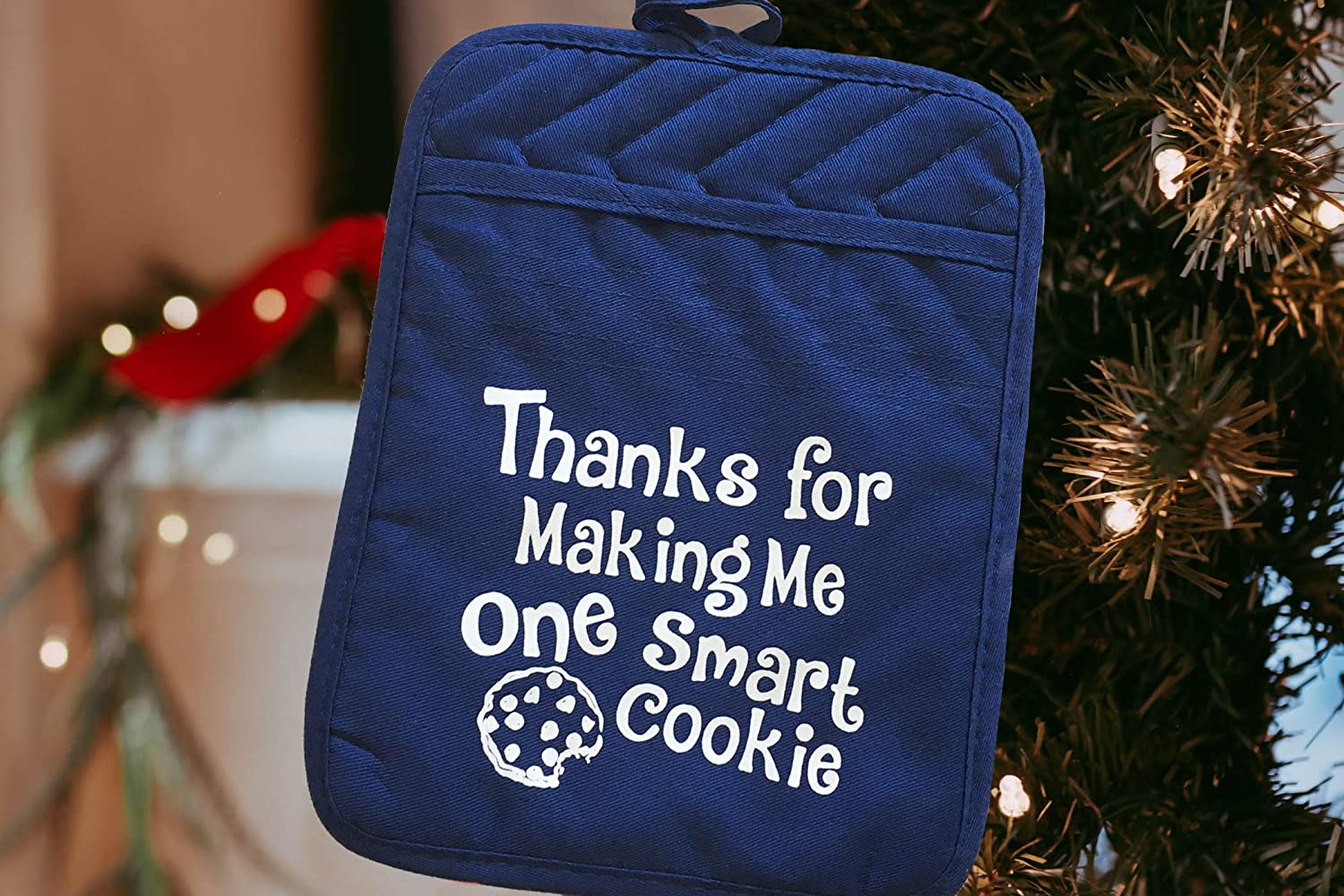 One Smart Cookie Pot Holder