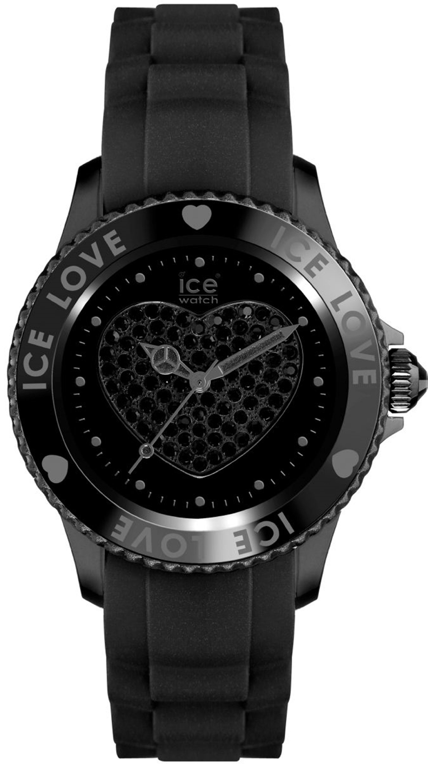 Womens Watches ICE-WATCH ICE-LOVE LO.BK.B.S.11