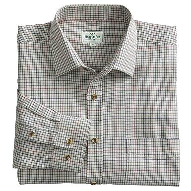 a7e98f62 Hoggs of Fife Skye Check Shirt: Amazon.co.uk: Clothing