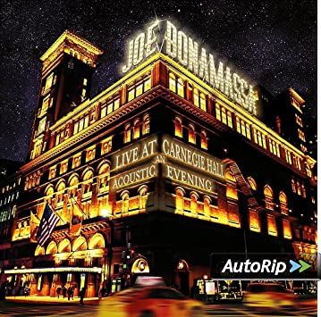 Live at Carnegie Hall – an Acoustic Evening: Joe Bonamassa, Joe ...