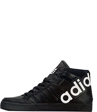 Adidas Hardcourt Grand Logo Chaussures Hommes Black AQ2865