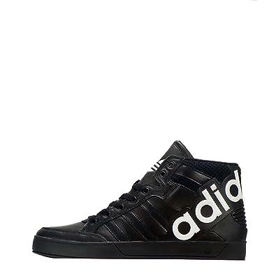 adidas Hardcourt Big Logo - Men Shoes Black AQ2865 (7 UK)