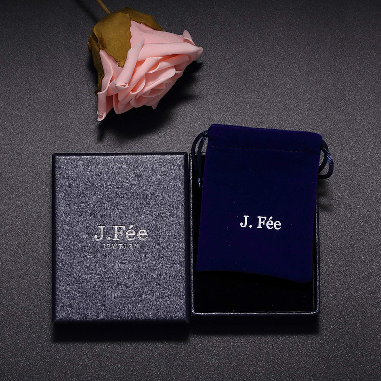 Men's Bracelet J.Fee Couples His and Hers Bracelets Stretch Beaded Bracelet for Boyfriend Girlfriend Healing Gemstone Distance Bracelet for Wife Husband Birthday Anniversary Valentine's Gift by J.Fée (Image #6)
