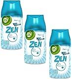 Air Wick Freshmatic Pop Zen Recharge 250 ml - Lot de 3