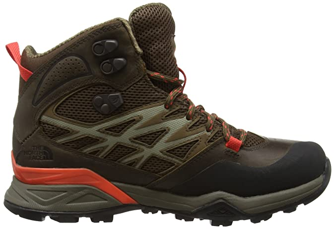 High Hedgehog Face Mid Rise Hike North The Gore Tex Boots Women's sQdtChrx