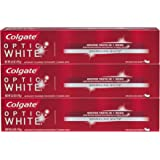 Colgate Optic White Sparkling Mint Toothpaste 6.3oz 3 pack