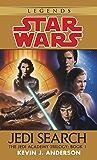 Jedi Search: Star Wars Legends (The Jedi Academy): Volume 1 of the Jedi Academy Trilogy (Star Wars: The Jedi Academy)