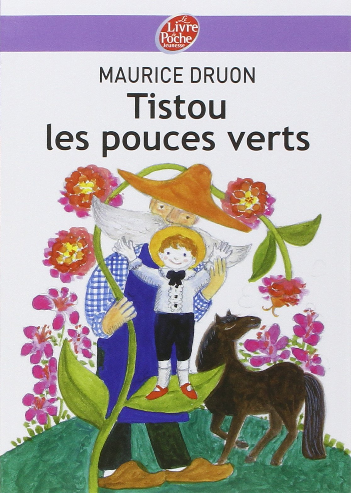 Read Online Tistou les pouces verts (French Edition) ebook