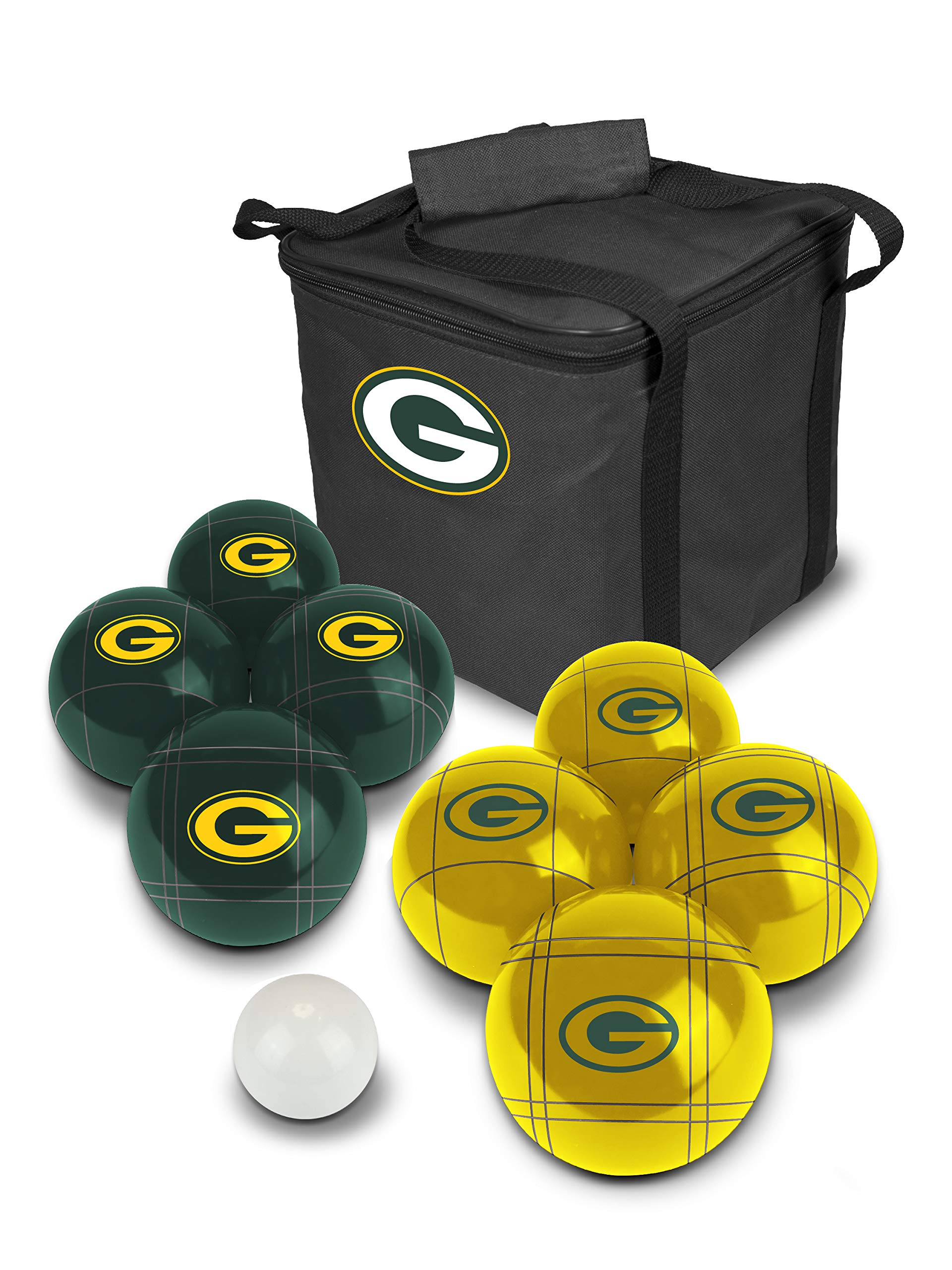 PROLINE NFL Green Bay Packers Bocce Ball Set by PROLINE