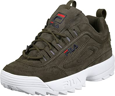 Night Low 101015450iBasket Olive S Wmn Disruptor Fila lJTKcF1