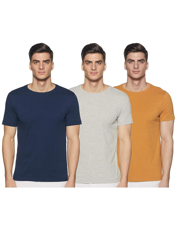 [Apply coupon] Amazon Brand - Symbol Men's Regular Fit T-Shirt @ Amazon