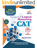 Koncepts of LR - Logical Reasoning for CAT, XAT, IIFT, MAT, CMAT, NMAT & other MBA Exams 2nd Edition