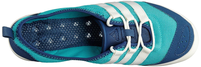 adidas Climacool Boat Sleek, Damen Bootsportschuhe, Türkis (Vivid Mint F14/Chalk White/Vista Blue F14), 36 EU (3.5 Damen UK)